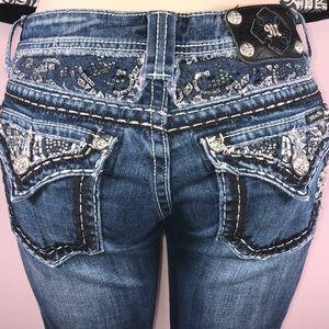 Miss Me denim jeans 👖 Size 27